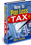 The Mini Guide To How To Pay Less Tax